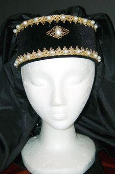 Casque médiéval, Renaissance casque, casque Tudor, Tudor Reproduction, chapeau…