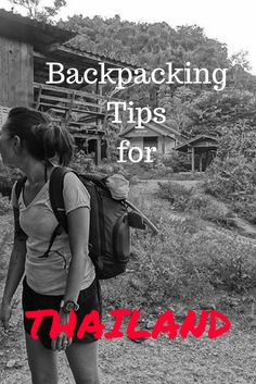 Backpacking tips and things to know about Thailand. Click here to read more!
