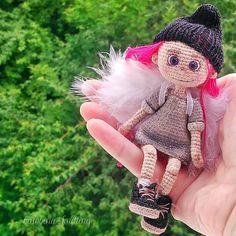 401 отметок «Нравится», 26 комментариев — КАРКАСНЫЕ КУКОЛКИ (@bambina_knitting) в Instagram: «Когда  я смотрю на тебя - я верю в чудеса ! #bambina_knitting  #weamiguru #коллекционнаякукла…»