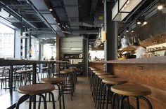 Foragers City Table - Joseph Foglia Designs