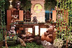 Safari Baby - Muita Festa Decorações