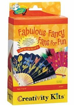 Fabulous Fancy Fans for Fun