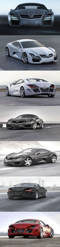 Awesome Cars '' Mercedes super car concept '' Cars Design And Concepts, Best Of New Cars