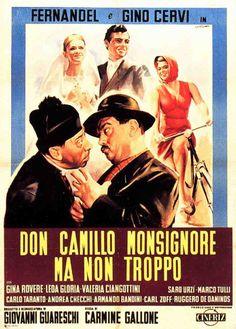 Don Camillo monsignore... ma non troppo, 1961