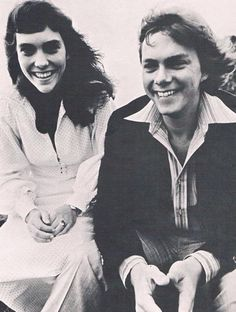 The Carpenters. Outtake for their second studio album: 'Close to you'. Richard Carpenter, Karen Carpenter, Goodbye To Love, Karen Richards, Perfect Woman, Beautiful Family, Forever Young, Love People, Feminine Style