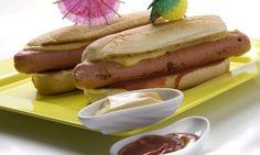 Receta de Perritos calientes o Hot dogs