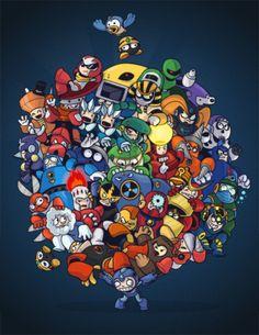 The Most of Mega Man