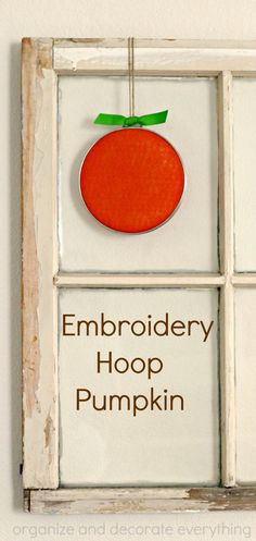 Embroidery Hoop Pump