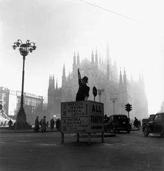 Piazza del Duomo 1946