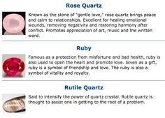 Quartz # Ruby # Rutile Qutile# gemstone meaning Crystals And Gemstones, Stones And Crystals, Gem Stones, Natural Crystals, Natural Gemstones, Crystal Meanings, Gemstones Meanings, Love Rose, Charms