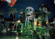 Pirate's Cove at Vintage Disney Parks