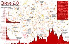 Grève étudiante de 2012 sur Twitter   http://ici.radio-canada.ca/nouvelles/societe/2012/07/04/002-analyse-tweets-conflit-etudiant-beauchesne.shtml