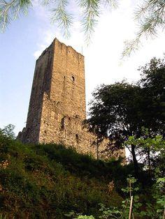 Como - Castello Barandello