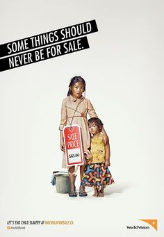 World Vision: No Child For Sale