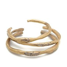 """ENTER TO WIN: Constellation Cuff (valued at $295) from Julie Cohn Design by clicking on the image. Contest runs from MAY 3rd to MAY 15th. To qualify """"like"""" Julie Cohn Design on Facebook and follow Julie Cohn Design on Pinterest."""