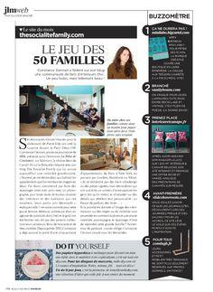 Mini labo + ComingB Le Journal de la Maison (Officiel) Juin 2014