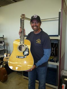Kyle Petty Guitars | this week the tv network televising the nascar sprint cup series races ...