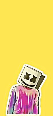 خلفيات مارشميلو للموبايلات أحلي صورمارشميلو للهواتف الذكية الايفون والأندرويد خلفيات مارشميلو للايفون خلفيات مارشميلو Marshmello والبحر Wallpaper Enamel Pins
