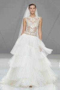 Naeem Khan - Barcelona Bridal Fashion Week