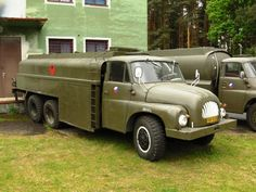 Tatra 138   Staré náklaďáky