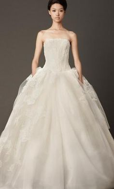 Vera Wang Lisbeth Wedding Dress Currently For Sale At 65 Off Retail