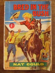 Vintage Cowgirl Country Western Book Cover  by TheInkSpotBookShop, €16.50