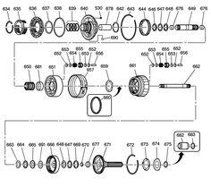 4L80E Parts    Blow      Up        Diagram      keith kraft   Ls engine  Car parts  Hummer
