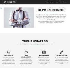 Website templates Vitality