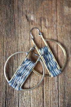 Tiro Tiro Esefera Earrings