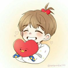 Read chapter 6 from the story BABY TAE ( V X BTS) by tae_gukie_ with 130 reads. 5 years later ~ Kim taehyung aka Taetae was far away from a q. Vkook Fanart, Fanart Bts, Taehyung Fanart, Bts Taehyung, Bts Chibi, Anime Chibi, Fan Art, Film Manga, Kpop Drawings