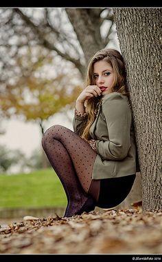 Ale - 5/5 (Pogdorica) Tags: modelo sesion retrato posado chica sexy ale parque