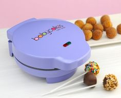 How to Make Cake Pops with the Babycakes Cake Pop Maker - lots of helpful hints