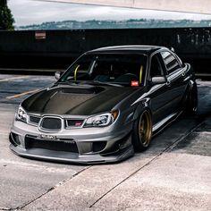 Do you like Carbon Hoods? 🤨👌🏼 Owner🚘 Photographer📸 by Tuner Cars, Jdm Cars, Wrx Sti, Subaru Impreza, Subaru Sti 2006, 2015 Wrx, Hatchback Cars, Subaru Cars, Japan Cars