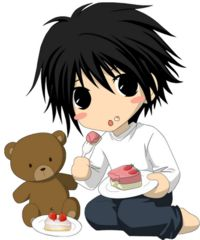 Bath Time Chibi Near and Mello  My Death Note collection