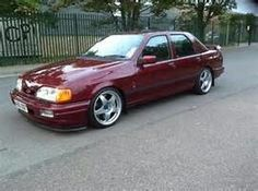 Ford Sierra, Classic Cars, Sapphire, Pictures, British, Vans, School, Collection, Photos