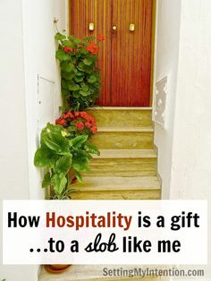Are you frequently pausing before agreeing to host an event or overnight guests? You are not alone. Here are ways that I am moving from being a reluctant hostess to embracing the gift of hospitality.