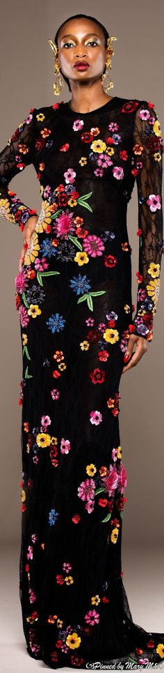 Fashion 2018, Fashion Trends, Floral Fashion, Festival Wear, Spring Summer Fashion, Evening Gowns, Beautiful Dresses, Dress Outfits, Peplum Dress