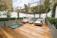 17 Elegant Roof Terrace Design Ideas
