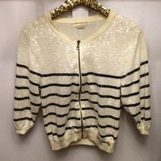 Spotted while shopping on Poshmark: Billabong Sequin Sweater! #poshmark #fashion #shopping #style #Billabong #Sweaters