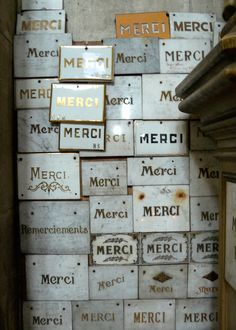 Merci via Jules Vernacular. Love this.