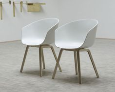 Outragesly comfy chairs from Danish Hay