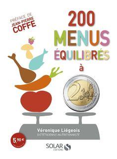 200 menus equilibres à 2 euro