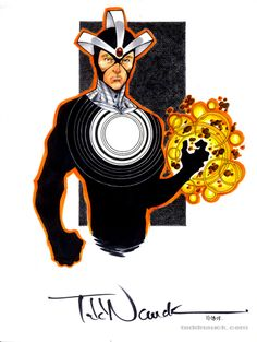 Havok by Todd Nauck. I'm a fan of Havok but not really Nauck so much but I like this except for whatever is happening with that energy hand.