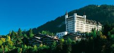Penthouse Suite   five-star (5-star) luxury hotel Gstaad Palace Switzerland : Gstaad Palace