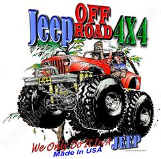 Gildan Basic Tees Jeep Cotton T-Shirts for Men Cartoon Pics, Cartoon Art, Supreme Iphone Wallpaper, Cool Car Drawings, Jeep Decals, Mens Plain T Shirts, Jeep Tj, Chevy Chevelle, Car Illustration