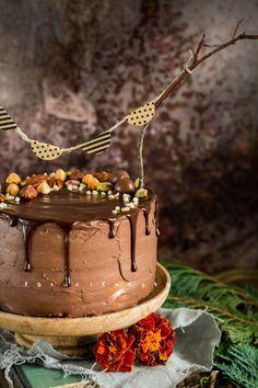 Lisztnagykövetként furcsa lehet, hogy épp gluténmentes tortát mutatok, de néha nekem is kell gluténmentes megoldásokat találnom az érzékeny ...