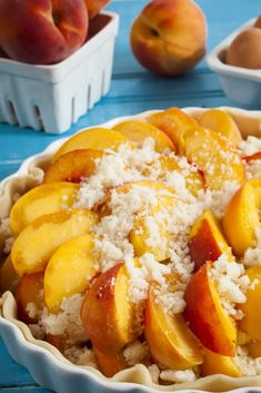 How to Make Old Fashioned Peach Cobbler Fluffy Biscuits, Buttermilk Biscuits, Some Recipe, Recipe Using, Old Fashioned Peach Cobbler, Summer Desserts, Peaches, Baking Soda, Effort