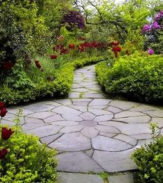 For More… - Walkway Ideas - 15 Ideas for Your Home and Garden Paths - Bob Vila