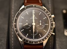 "A Vintage Watch Nerd's Critical Dissection Of The New Omega Speedmaster ""First Omega In Space"" — HODINKEE - Wristwatch News, Reviews,  Original Stories"