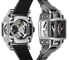 Romain Jerome Moon Orbiter Tourbillon Watch back Amazing Watches, Beautiful Watches, Cool Watches, Unusual Watches, Romain Jerome, Tourbillon Watch, Mens Gear, Luxury Watches For Men, Casio Watch